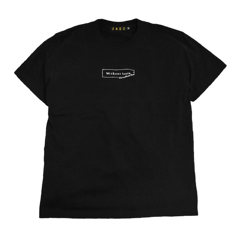 JAGZ S/S T-SHIRTS (WITH OUT) BLACK