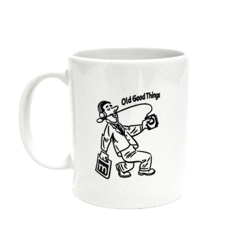 OldGoodThings MUG (GOOD VIBES)