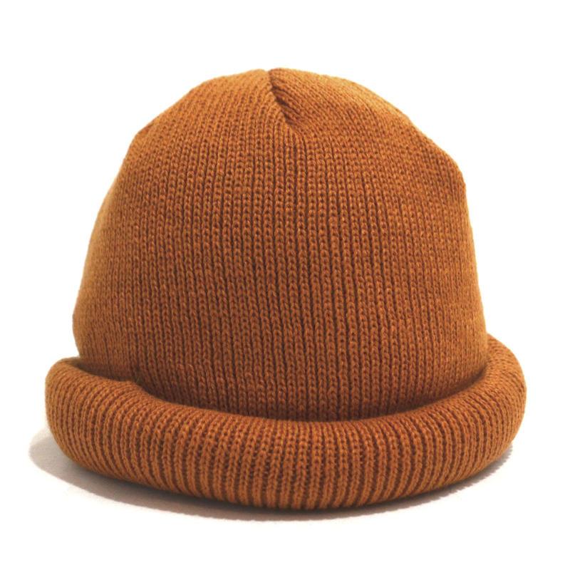 NO BRAND (WATCH CAP) ORANGE