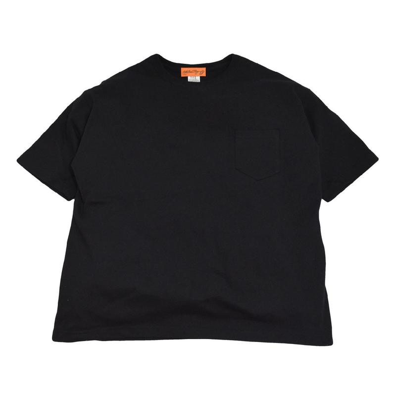 OldGoodThings S/S POCKET T-SHIRTS (OGT-POCKET) BLACK