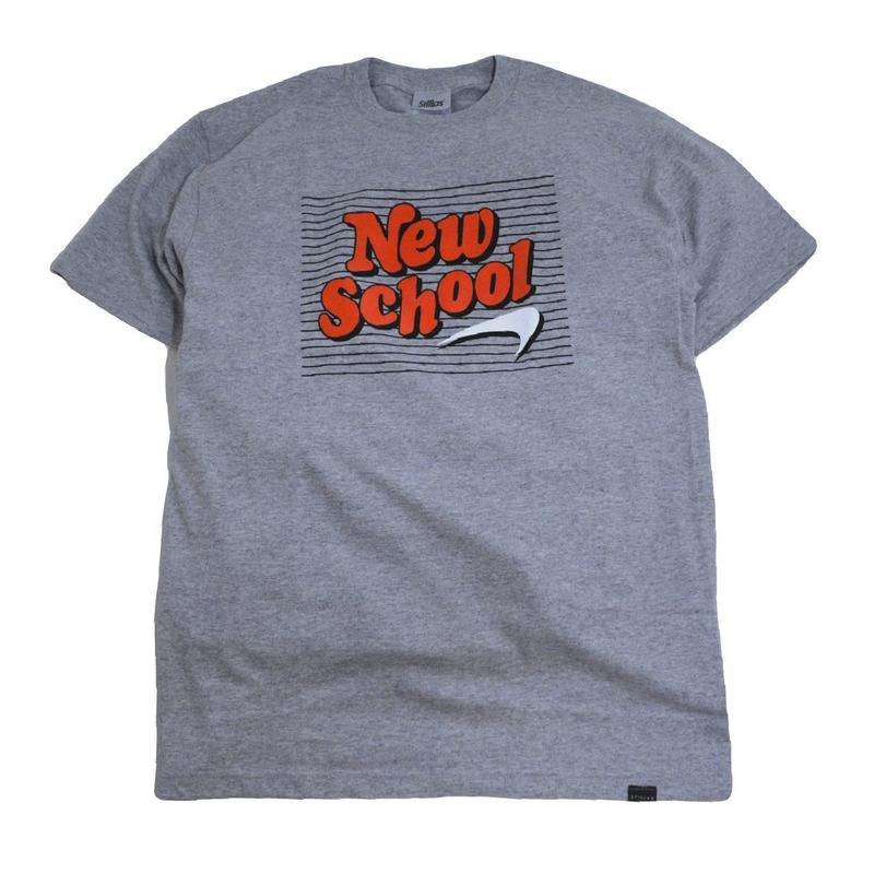 STILLAS S/S T-SHIRTS (NEW SCHOOL) H.GREY