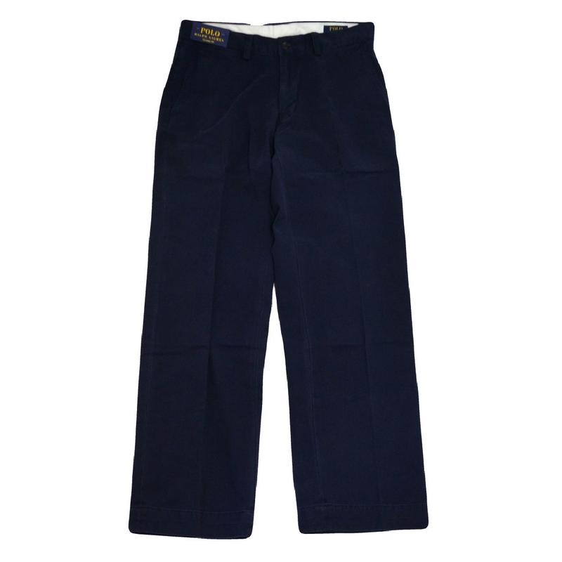 POLO RALPH LAUREN CHINO PANTS (CLASSIC FIT) NAVY