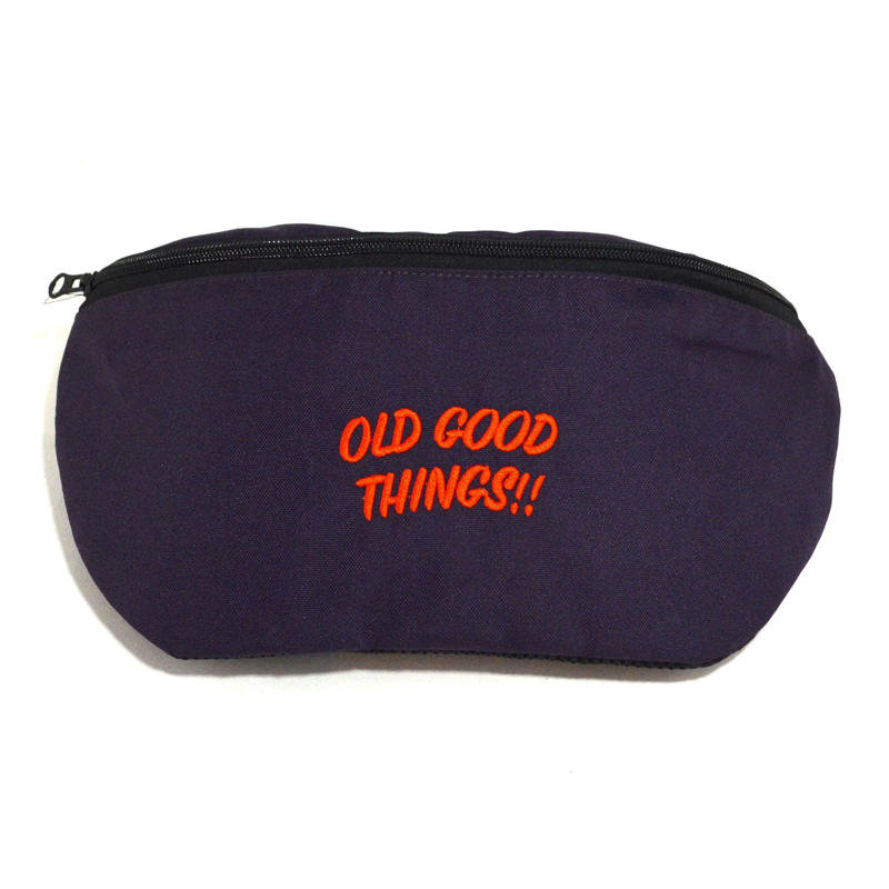 OldGoodThings MINI SHOULDER BAG (O.G.T ORIGINAL) PURPLE