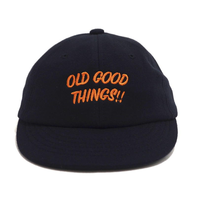 OldGoodThings (O.G.T ORIGINAL UMPIRE CAP) NAVY