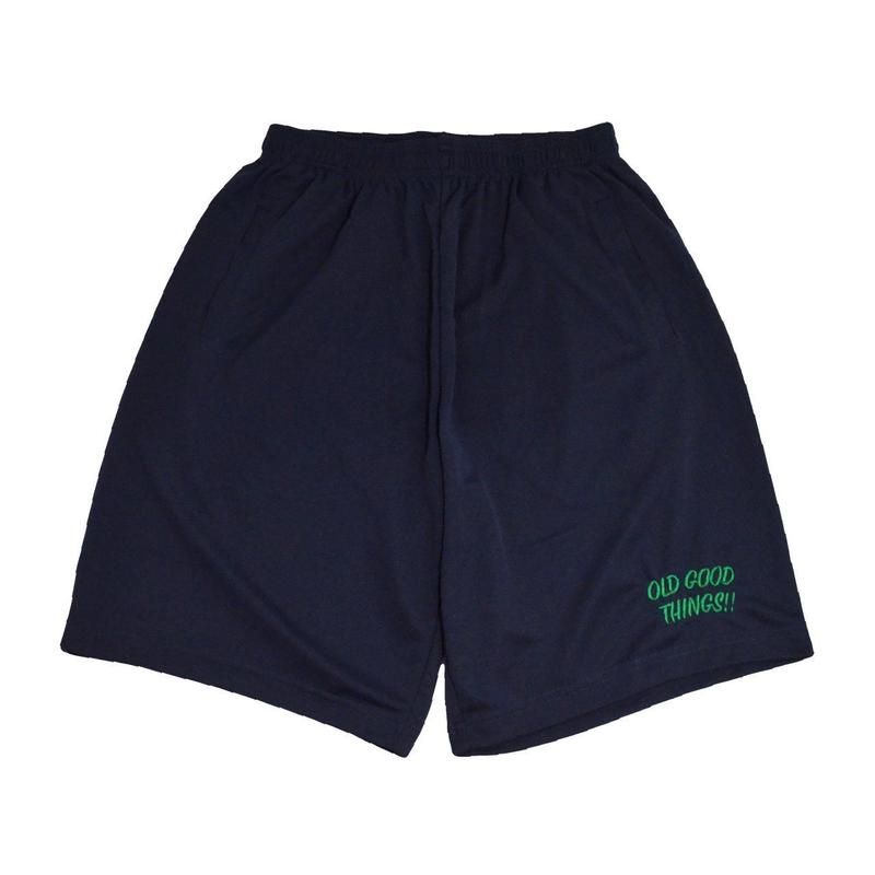 OldgoodThings GAME SHORTS (GOOD PLAYER) NAVY