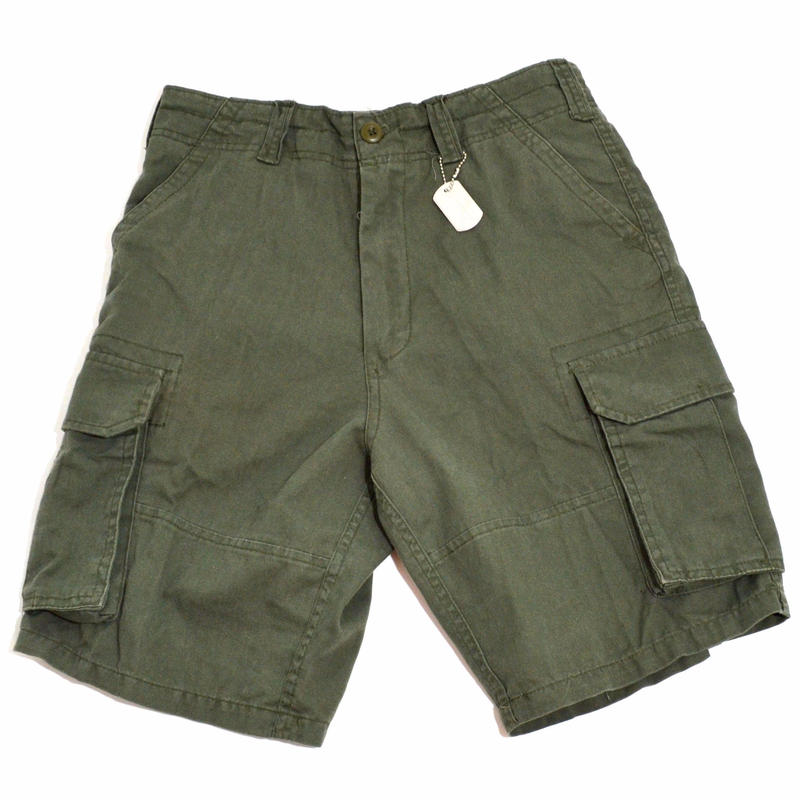 ROTHCO (PARATROOPER CARGO SHORTS) OLIVE