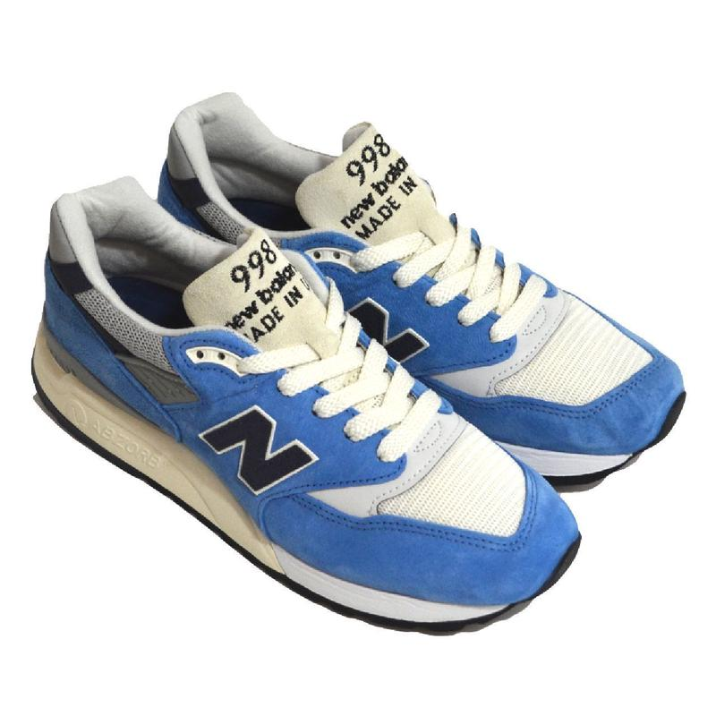 NEW BALANCE (M998 MADE IN USA) JCW