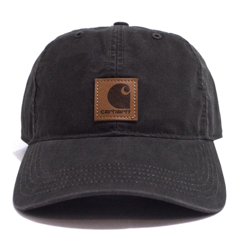 CARHARTT USA (6PANEL CAP) COFFEE
