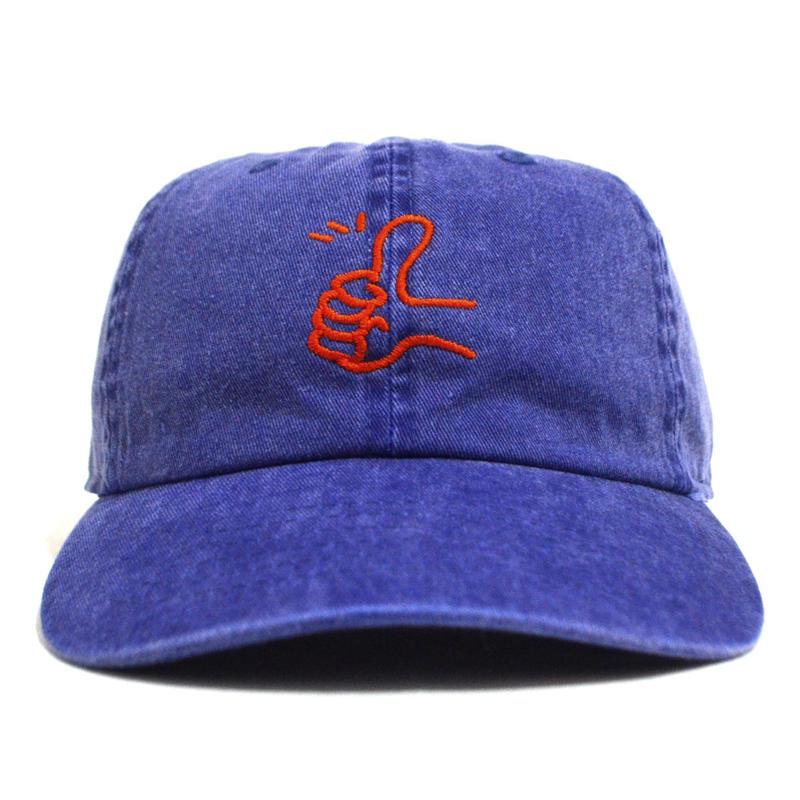OldGoodThings 6PANEL CAP (Goody) ROYAL