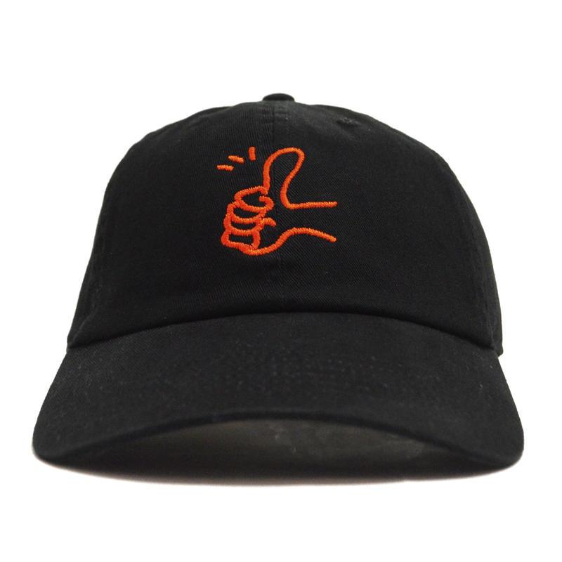 OldGoodThings 6PANEL CAP (Goody) BLACK