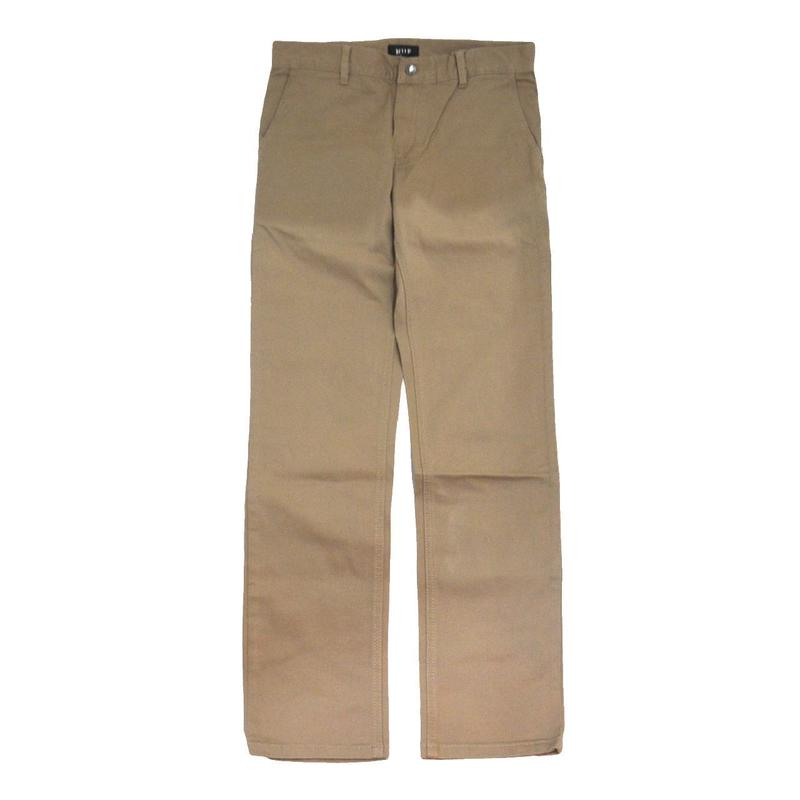 HUF (SLIM FIT CHINO PANTS) KHAKI