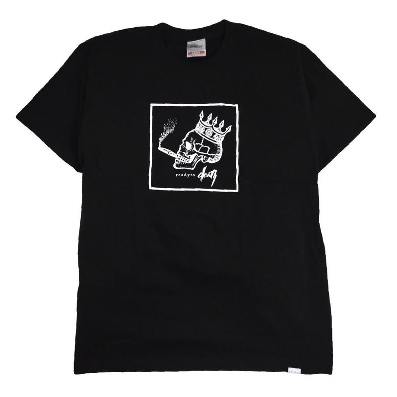 STILLAS S/S T-SHIRTS (READY TO DEATH) BLACK