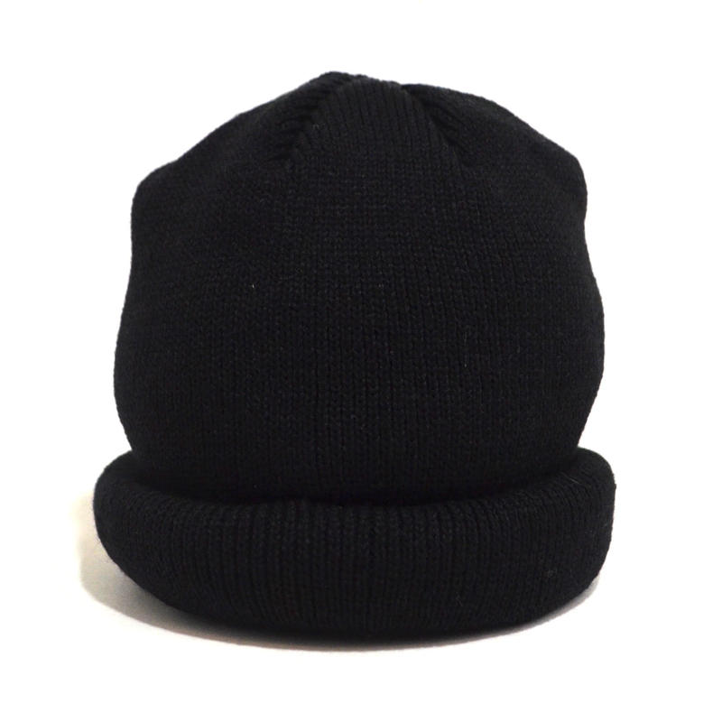 NO BRAND (WATCH CAP) BLACK