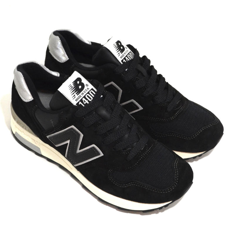 NEW BALANCE (M1400 MADE IN USA) BKS