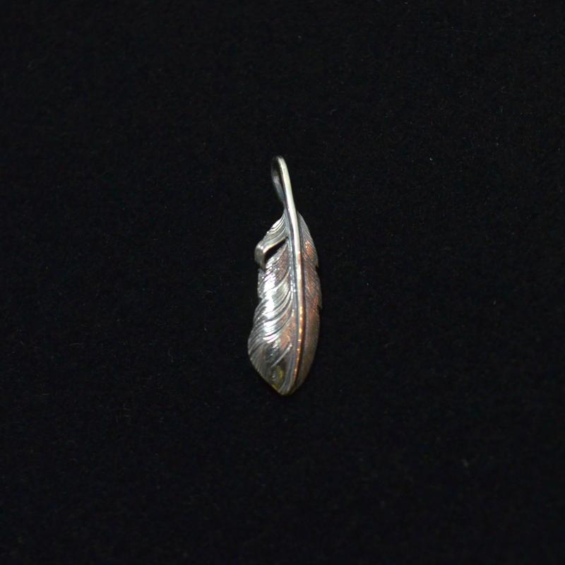 HORIZON BLUE (SV 2.6cm LEFT FEATHER )