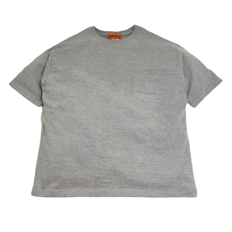 OldGoodThings S/S POCKET T-SHIRTS (OGT-POCKET) H.GREY