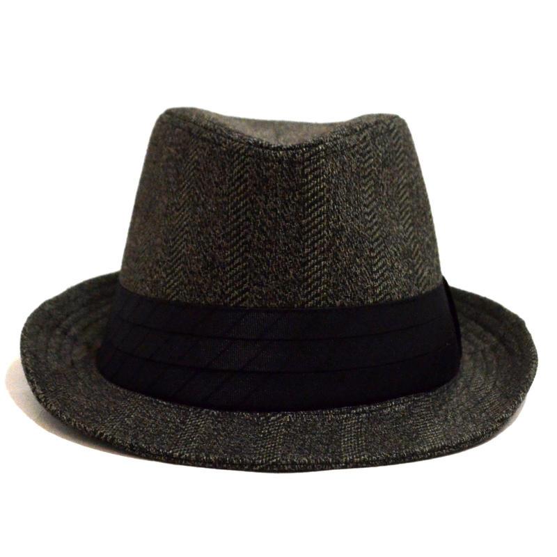 NO BRAND (HAT) BROWN