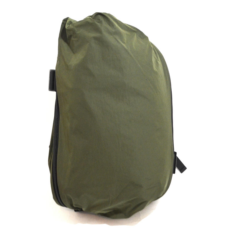 Cote & Ciel BACKPACK (ISAR) OLIVE GREEN (M-size)
