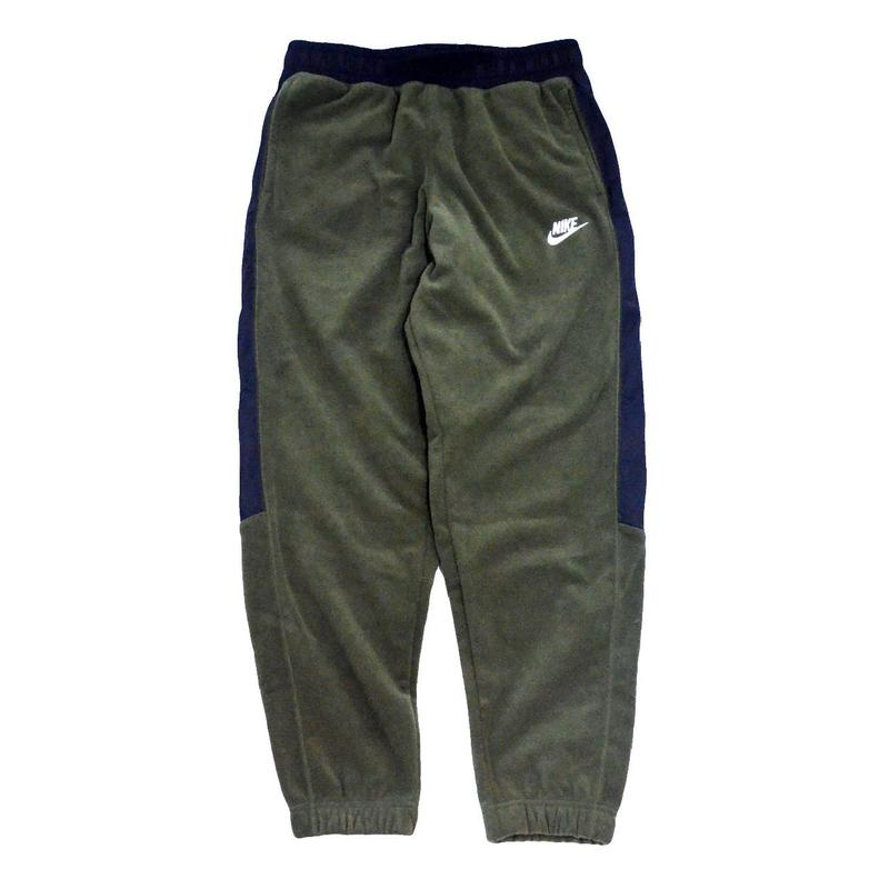 NIKE (FLEECE PANTS) OLIVE