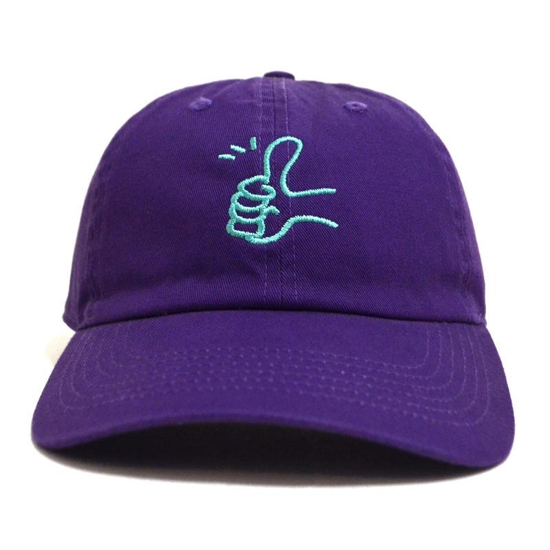 OldGoodThings 6PANEL CAP (Goody) PURPLE