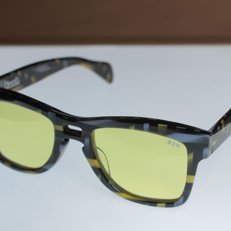 kush 80's pattern series /yellow/yellow