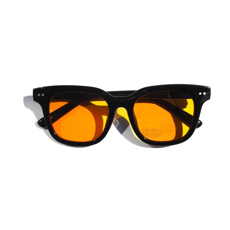 Black flame eyewear(yellow)