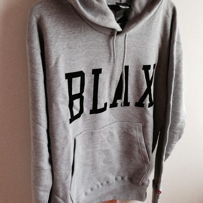 BLAX Logo パーカー(Gray)