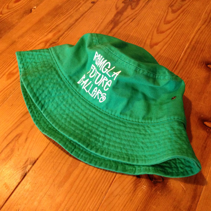 REIMGLA BUCKET HAT(GREEN)