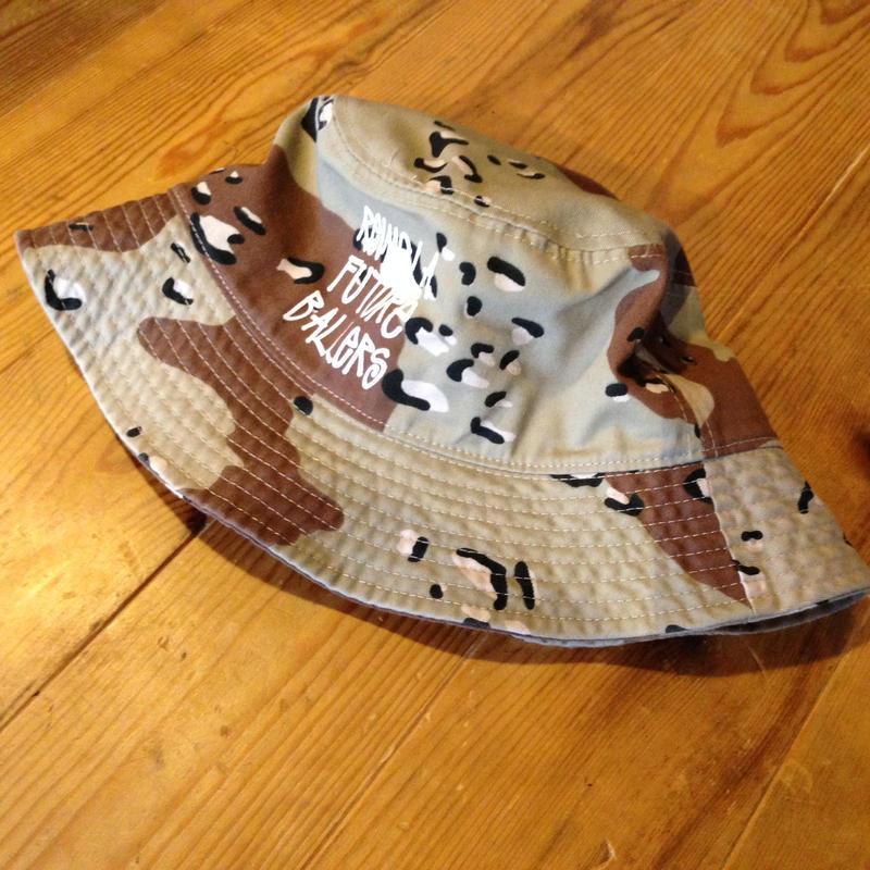 REIMGLA BUCKET HAT(DesertCamo)