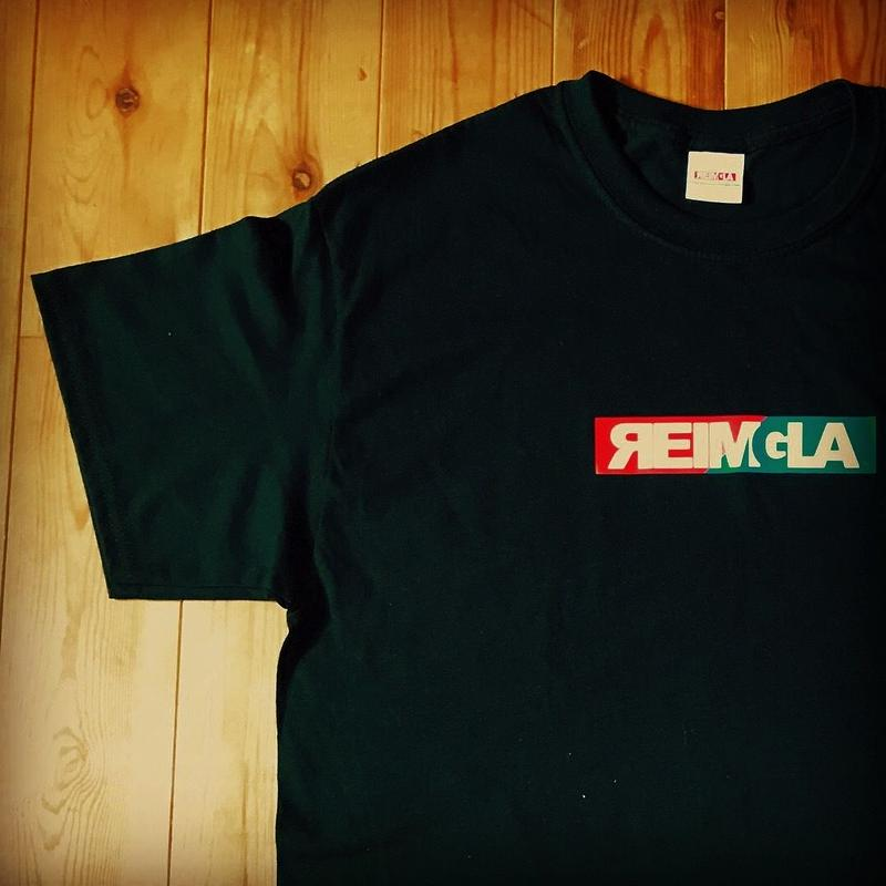 REIMGLA BOX LOGO(Black)