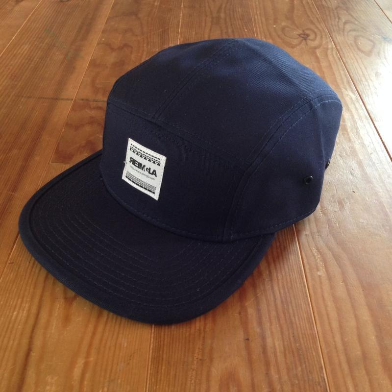 REIMGLA CAMP CAP(NAVY)