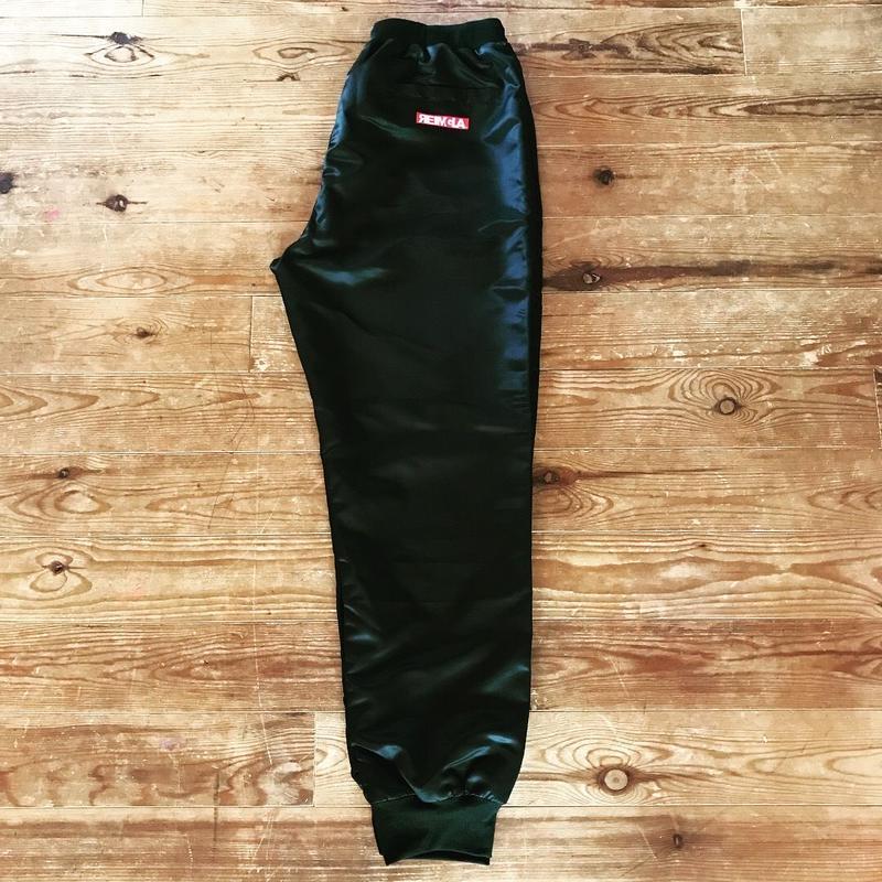 REIMGLA windbreaker Type-2(TrippleBlack)Pants