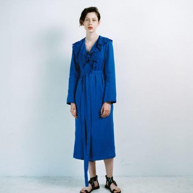 Linen Gown Dress