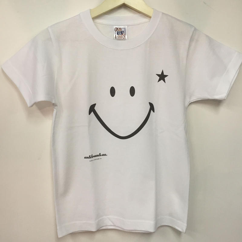 SMILE-KIDS-T,スマイル,キッズ,Tシャツ