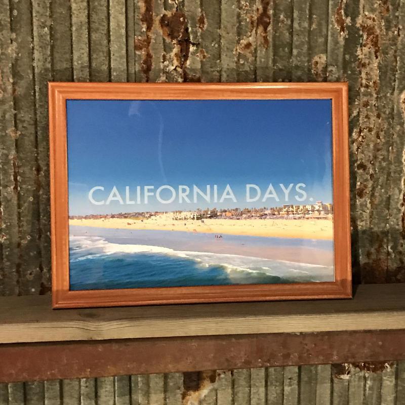 CALIFORNIADAYS./HB.(A1サイズ)