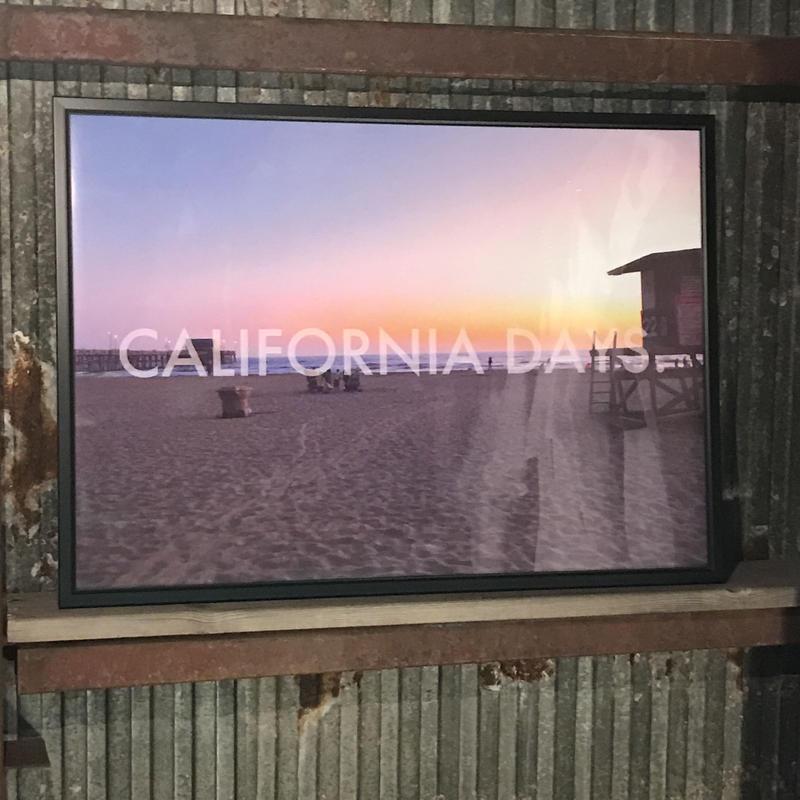 CALIFORNIADAYS./PINK SUNSET.(A2サイズ)