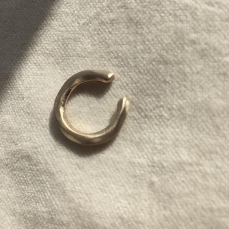 【&her】Ear cuff/Gold