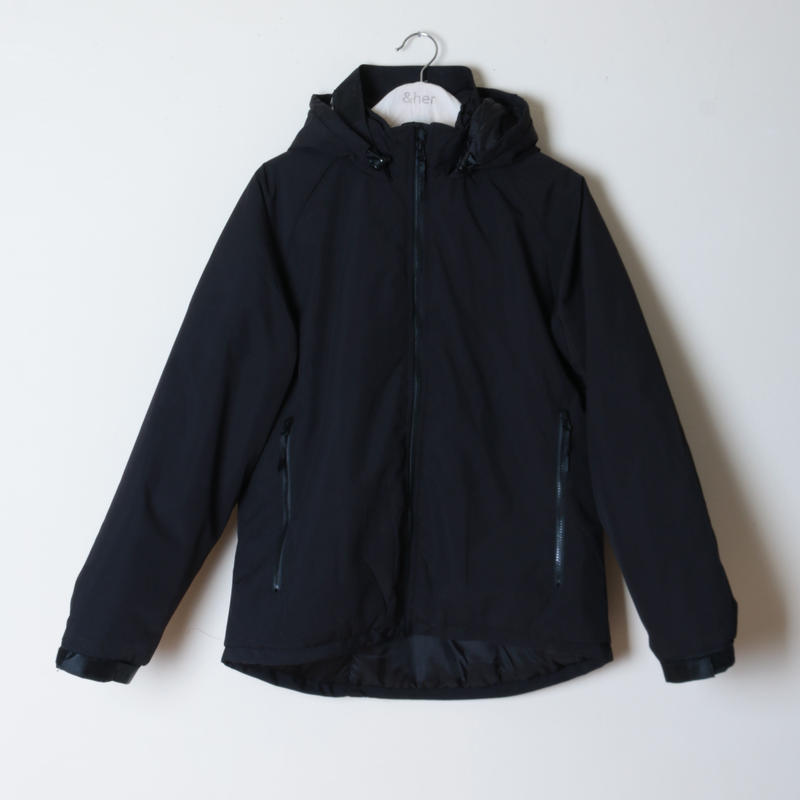 【&her】Marshmallow  Jacket/Black