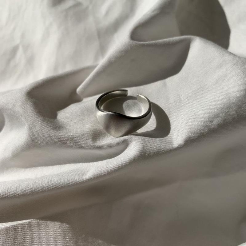 【&her】Signet ring