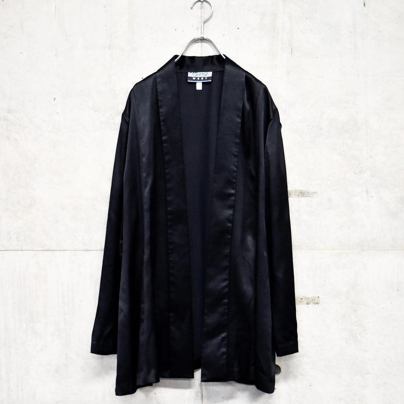 80s design polyester jacket