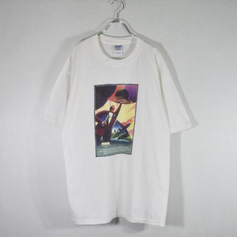 00's DNC グラフィックプリント Tee / T-0034