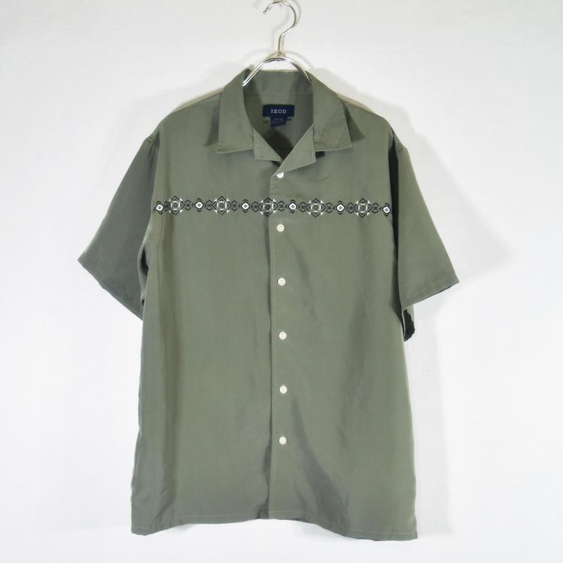 S/Sオープンカラーシャツ/SS-0008