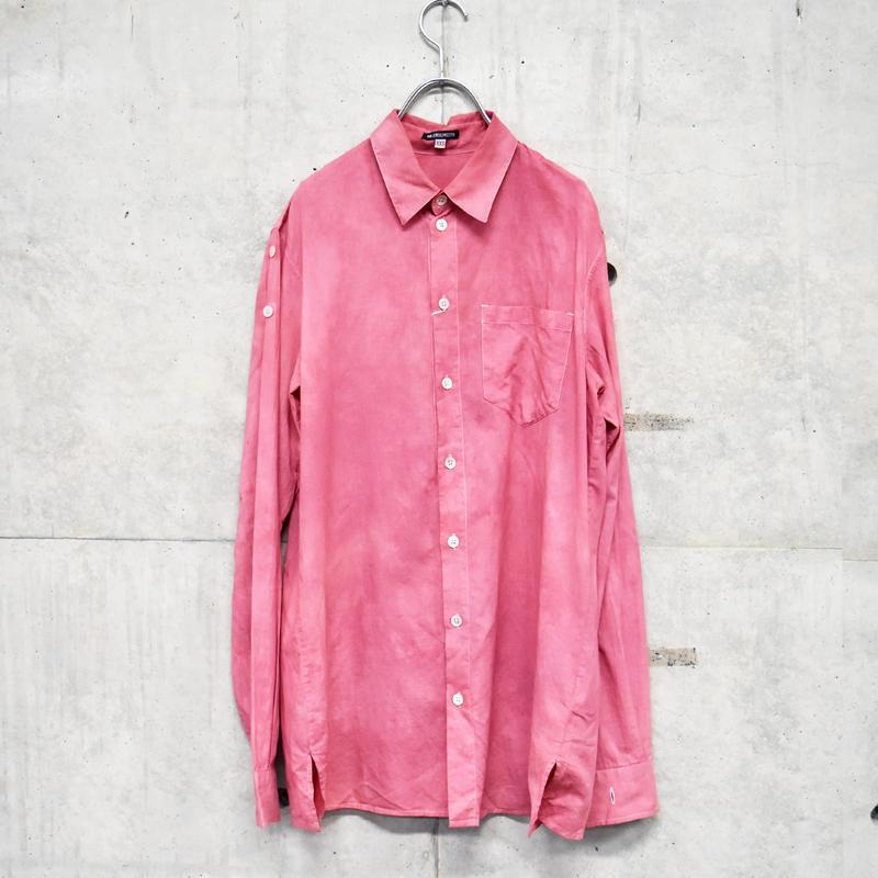 ANN DEMEULEMEESTER design shirt