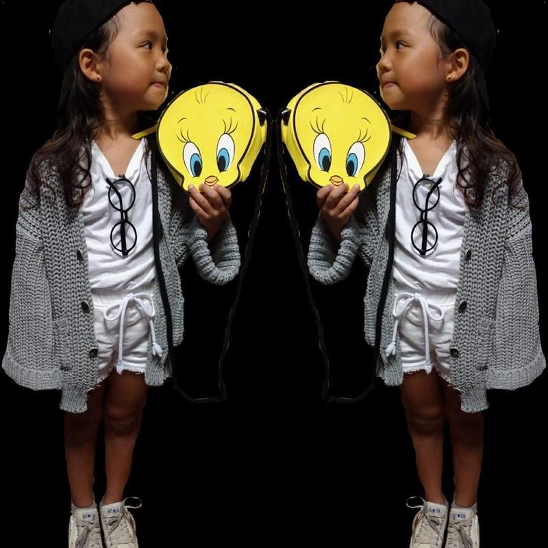 【 kids】ニットカーディガン