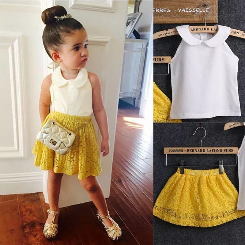 即納 シャツ+スカート