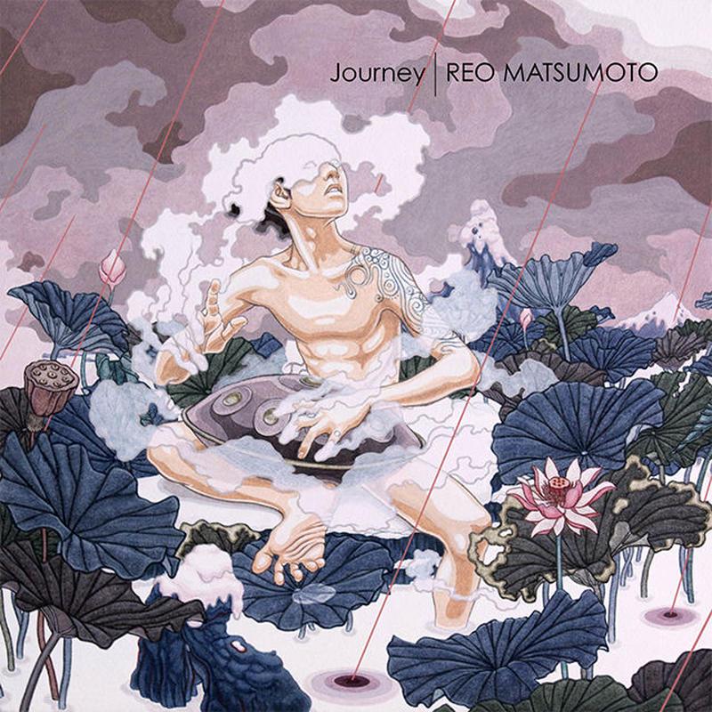 "1st Full Album ""Journey"" - REO MATSUMOTO"