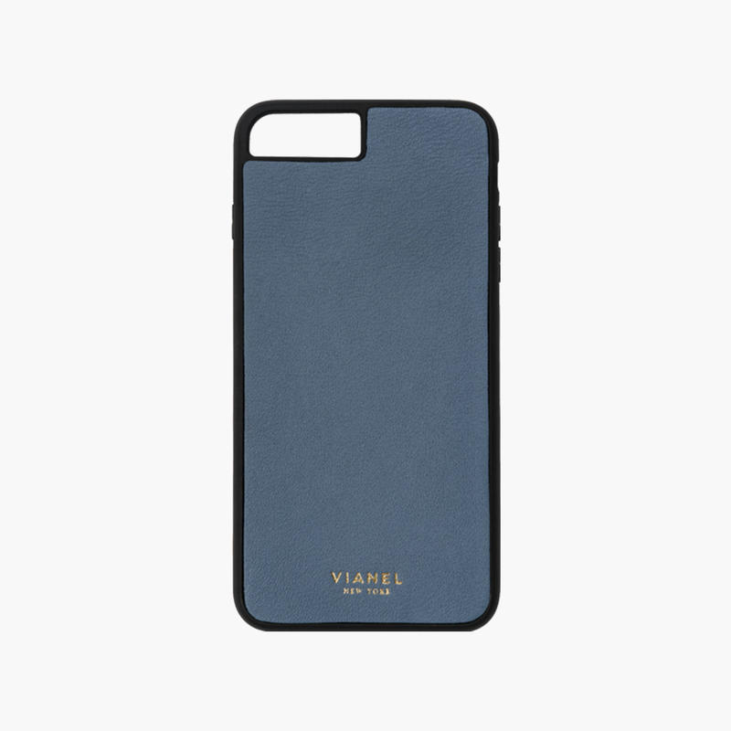 VIANEL NEW YORK / Flex iPhone 8/7 Case - Calfskin Glacier