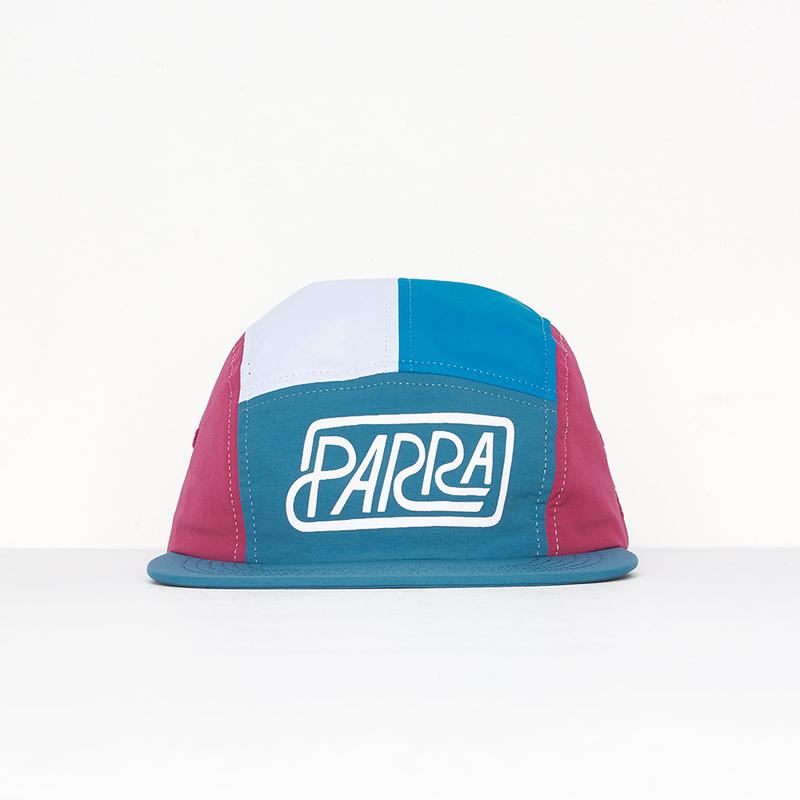 by Parra / volley hat labyrinth logo