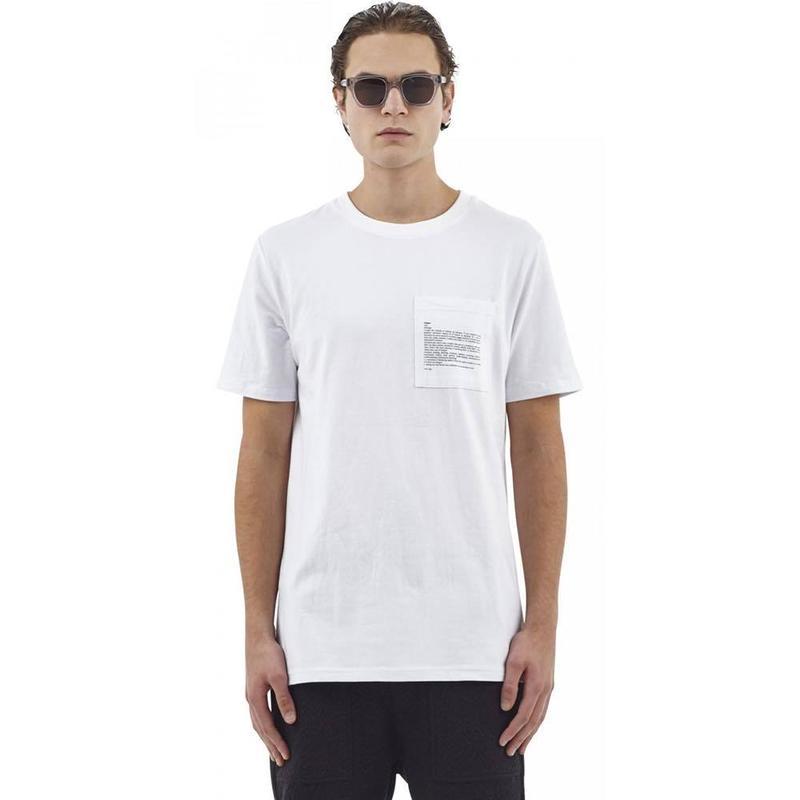 I LOVE UGLY / REALITY TSHIRT WHITE