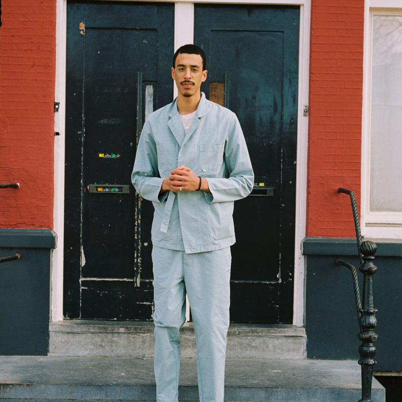 Bonne Suits / De Rrusie Suit - Mint Green
